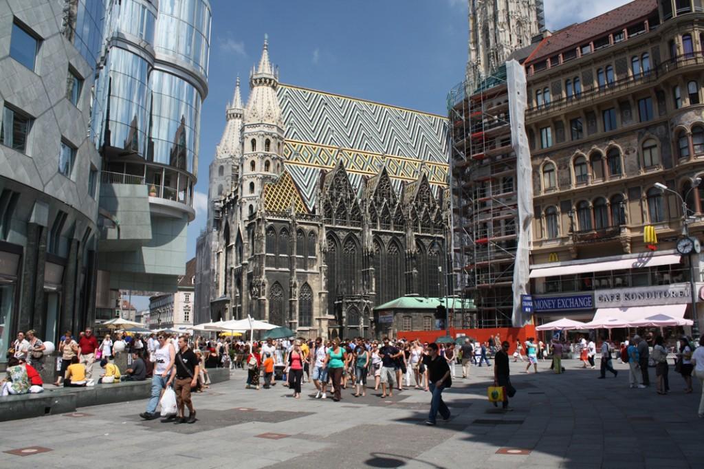 Hotel Europa Wien Karntnerstrabe