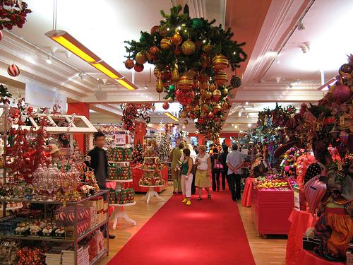 Addobbi Natalizi Harrods.Natale A Londra Da Harrods Prende Il Via La Stagione Natalizia