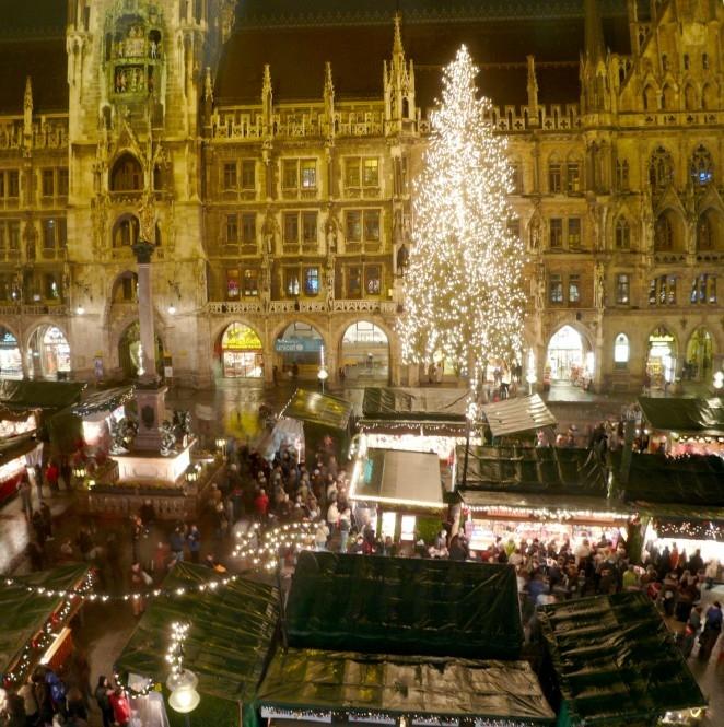 WeihnachtsmarktMuenchen