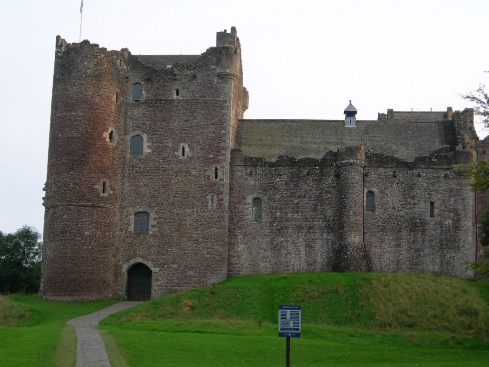 doune castel