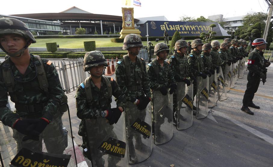 Thailand politics (1)