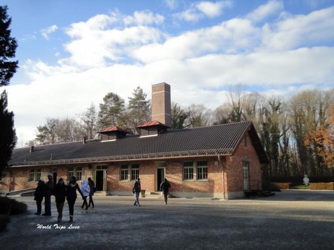 Dachau enkelt parti