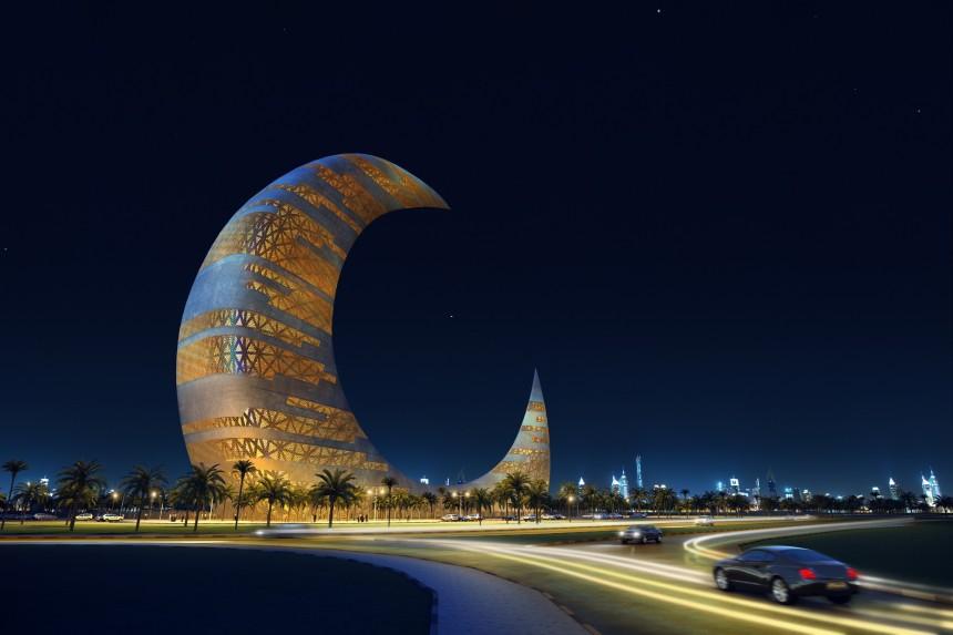 crescent-moon-tower-grattacielo-dubai