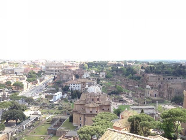 Cosa Fare A Roma Ammirare La Citta Dalla Terrazza Del Vittoriano