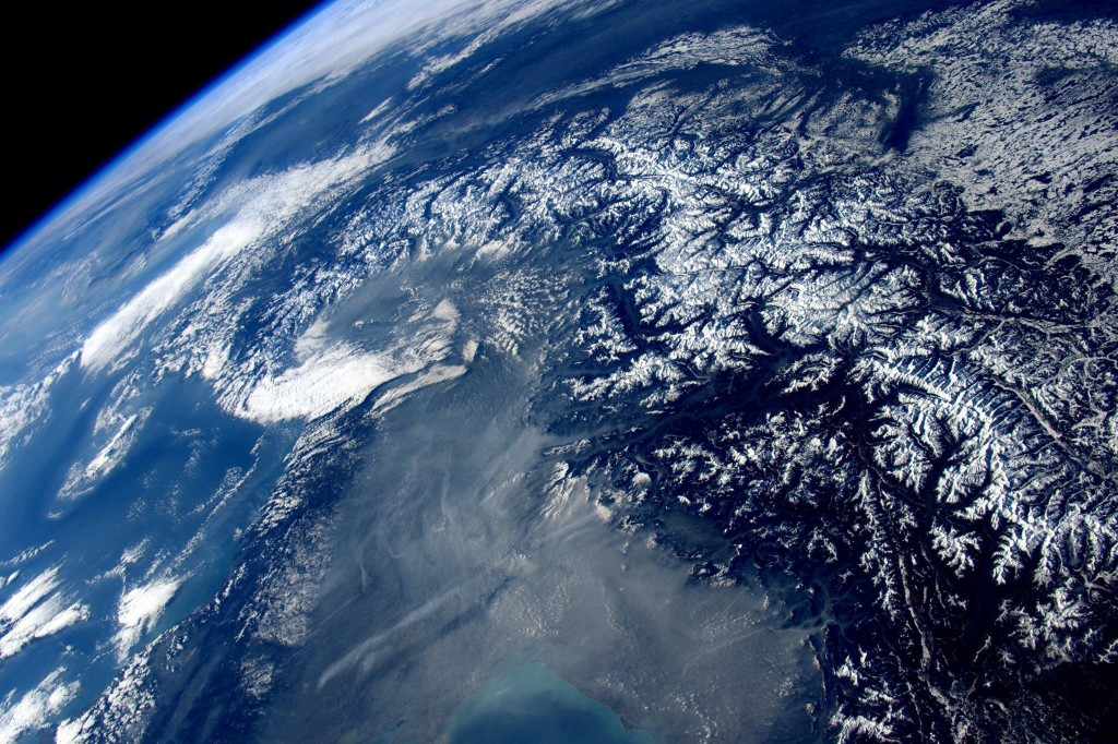 samantha cristoforetti torna sulla terra (4)