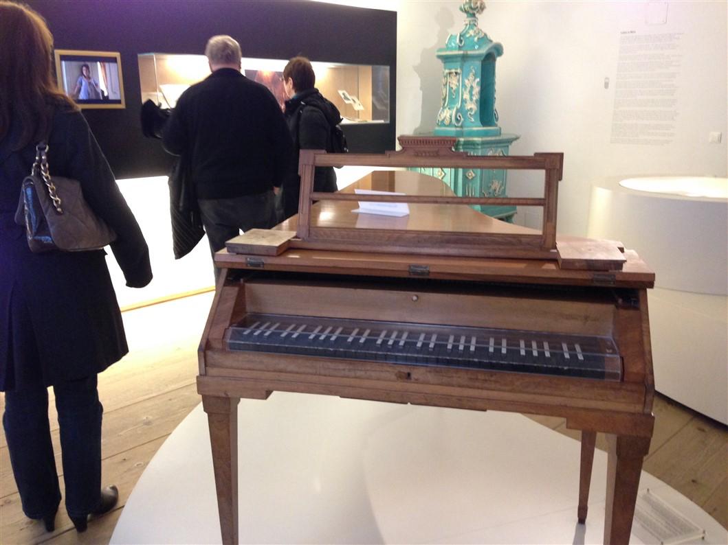 Salisburgo visitare la casa natale di mozart world trips for Piani casa del sud della louisiana